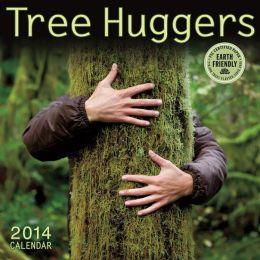 2014 Tree Huggers Wall Calendar