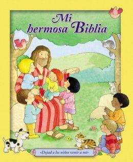 Mi hermosa Biblia: Dejad a los niños venir a mí.
