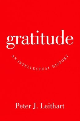 Gratitude: An Intellectual History