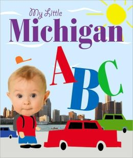My Little Michigan ABC
