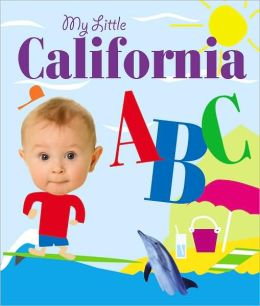 My Little California ABC