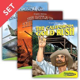 Graphic History Set 1 - 8 Titles