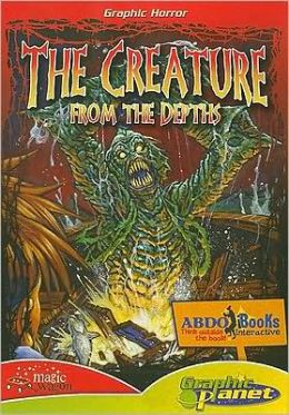 The Creature from the Depths - CD