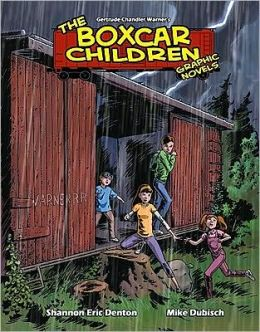 The Boxcar Children (The Boxcar Children Graphic Novels Series #1)