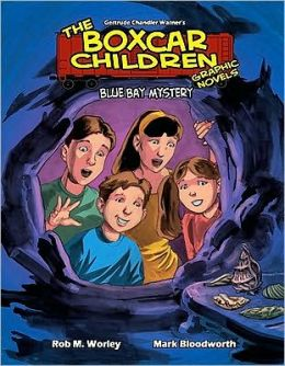 Blue Bay Mystery (The Boxcar Children Graphic Novels Series #6)