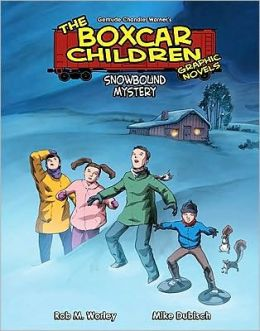 Snowbound Mystery (The Boxcar Children Graphic Novels Series #7)