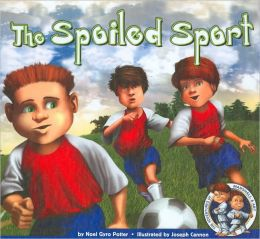 The Spoiled Sport (The Adventures of Marshall and Art Series)