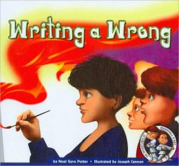 Writing a Wrong (The Adventures of Marshall and Art Series)