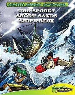 The Spooky Short Sands Shipwreck: #4