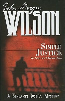 Simple Justice (Benjamin Justice Series #1)