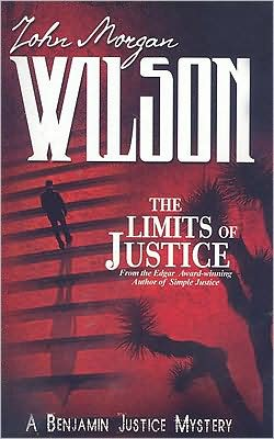 The Limits of Justice (Benjamin Justice Series #4)