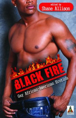 Black Fire: Gay-African American Erotica