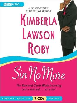 Sin No More (Reverend Curtis Black Series #5)
