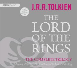 Lord of the Rings: The Complete Trilogy (With Middle Earth Map and CD)