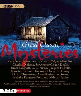 Great Classic Mysteries: Unabridged Stories