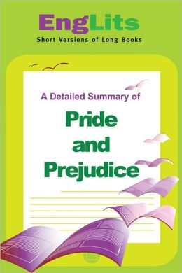 EngLits: Pride and Prejudice