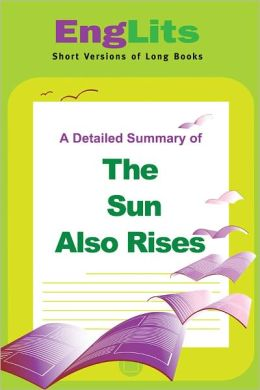 EngLits: The Sun Also Rises
