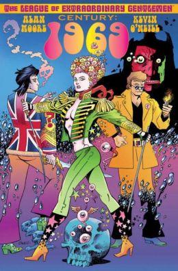 The League of Extraordinary Gentlemen, Volume 3: Century #2 1969