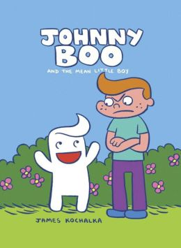 Johnny Boo, Book 4: The Mean Little Boy