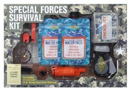 Survival Book & Kit