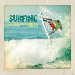 2014 Surfing Wall Calendar