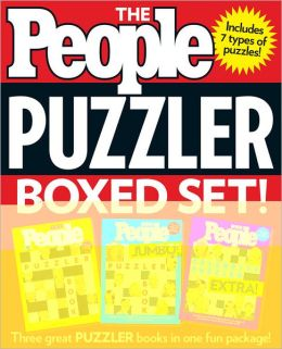 The People Puzzler: Box Set