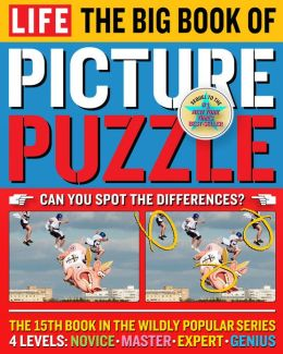LIFE The Big Book of Picture Puzzle