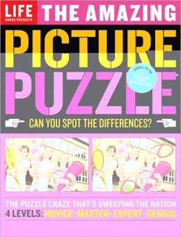 Life: The Amazing Picture Puzzle: Can You Spot the Differences?