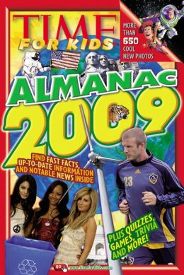 Time for Kids Almanac 2009