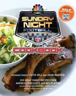 NBC Sunday Night Football Cookbook