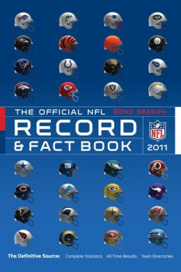 The Official NFL Record and Fact Book 2011