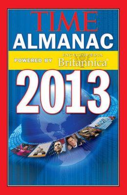 TIME Almanac 2013: Powered By Encyclopedia Britannica