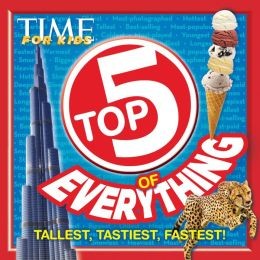 TIME For Kids Top 5 of Everything: Tallest, Tastiest, Fastest!