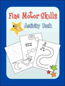 Fine Motor Skills Activity Book