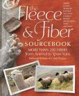 Book Cover Image. Title: The Fleece and Fiber Sourcebook:  More Than 200 Fibers, from Animal to Spun Yarn, Author: Deborah Robson