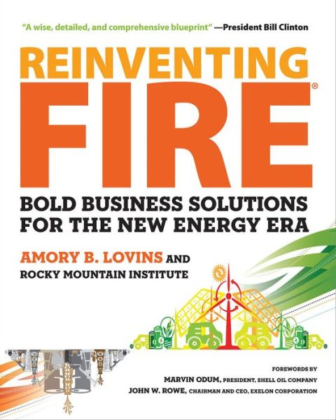 Public domain books pdf download Reinventing Fire: Bold Business Solutions for the New Energy Era  by Amory Lovins