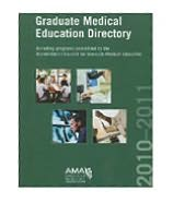 Graduate Medical Education Directory 2010-2011