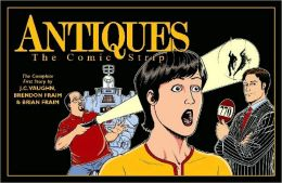 Antiques: The Comic Strip, Volume 1