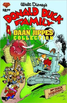 Donald Duck Family: The Daan Jippes Collection