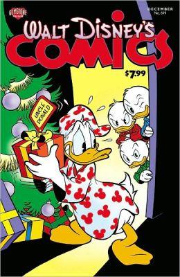Walt Disney's Comics and Stories #697