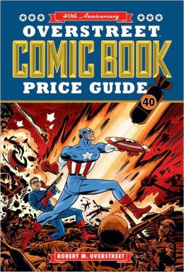Overstreet Comic Book Price Guide, Volume 40 Captain America