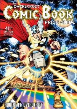 The Overstreet Comic Book Price Guide, Volume 41