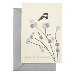 Winter Visitor Christmas Boxed Card