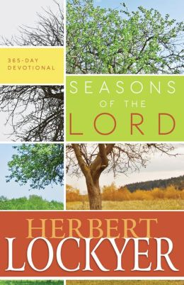 Seasons of the Lord: 365-Day Devotional
