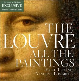 The Louvre: All the Paintings (B&N Exclusive Edition)