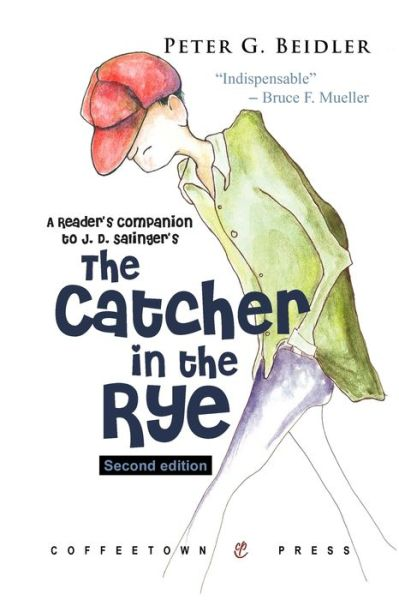 It ebooks downloads A Reader's Companion To J.D. Salinger's The Catcher In The Rye (English literature)  by Peter G. Beidler