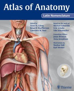 Atlas of Anatomy, Latin Nomenclature