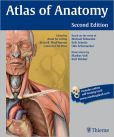 Book Cover Image. Title: Atlas of Anatomy, Author: Anne M Gilroy