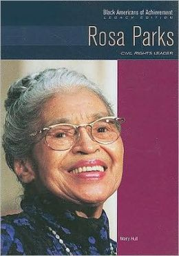 Rosa Parks: Civil Rights Leader (Black Americans of Achievements Series)