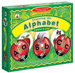 Ladybug Letters: Learning the Alphabet